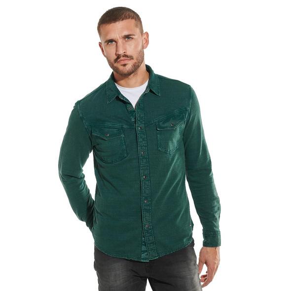 Polo-Shirt langarm