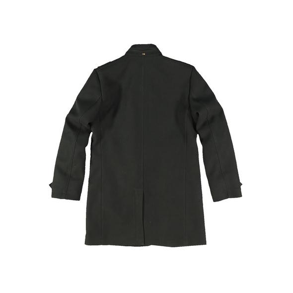 Mantel mit heraustrennbarem Inlet