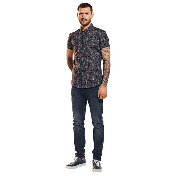 5-Pocket-Jeans mit Superstretch