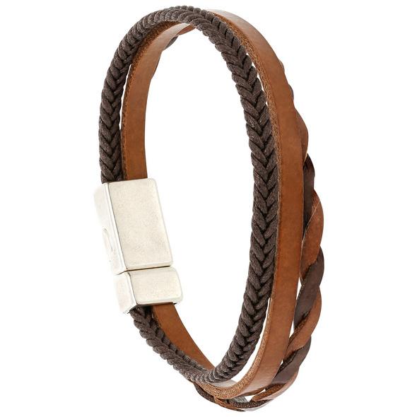 Armband - Brown Lines
