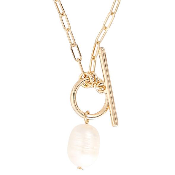 Kette - Closed Pearl