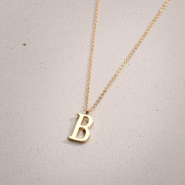 Kette - Golden B