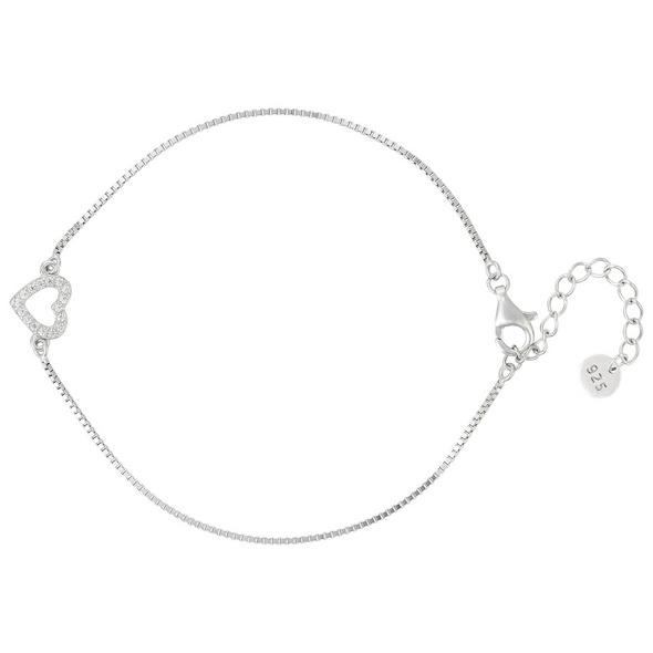 Armband mit Anhänger - One Heart