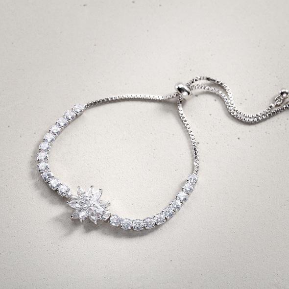 Armband - Elegant Flower