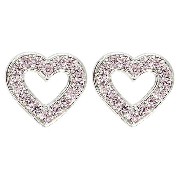 Ohrstecker - Pink Heart