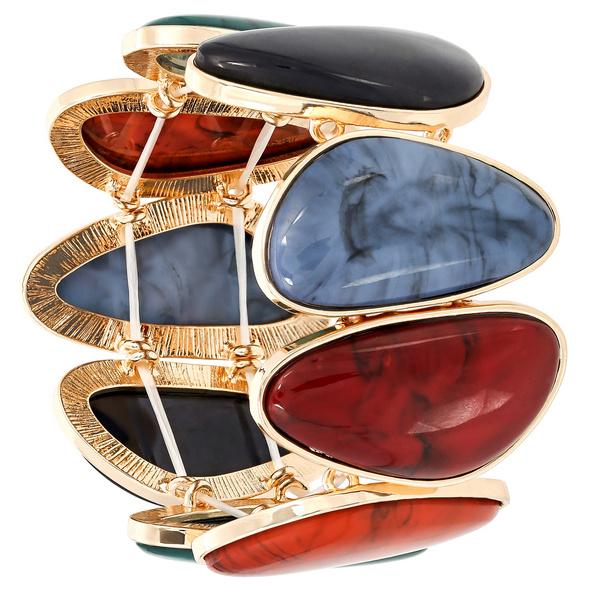 Armband - Colour Stones