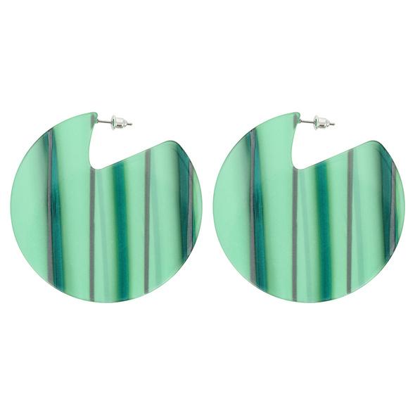 Ohrstecker - Cool Green