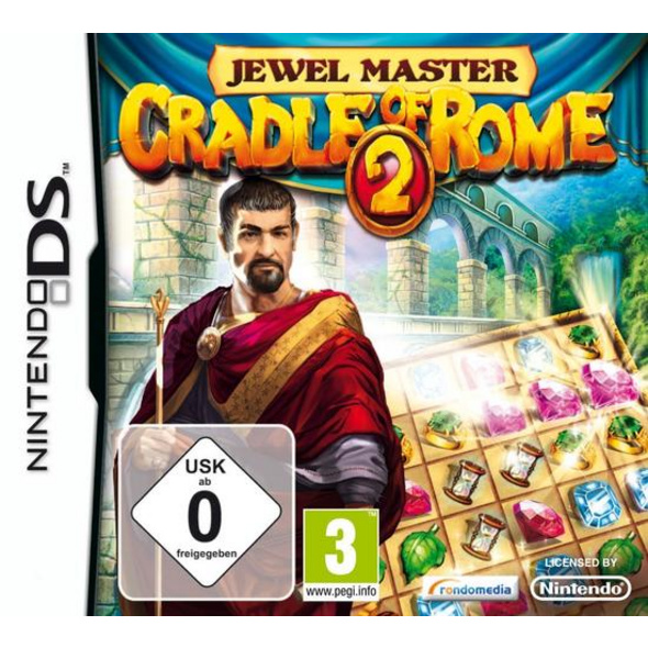 Jewel Master Cradle of Rome 2