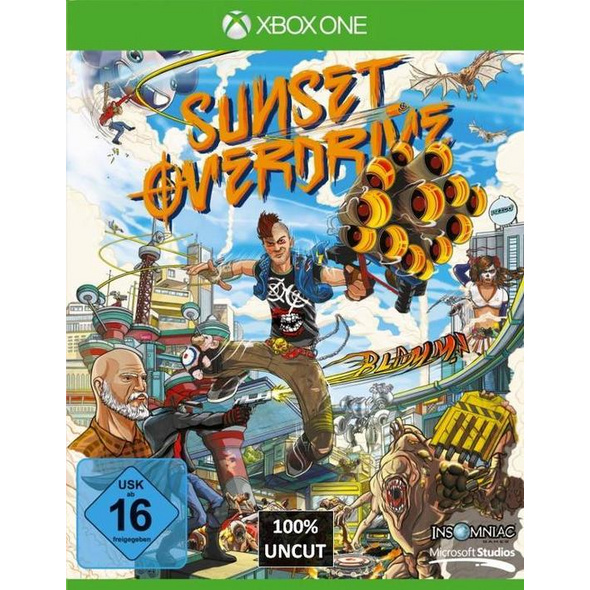 Sunset Overdrive Day One Edition