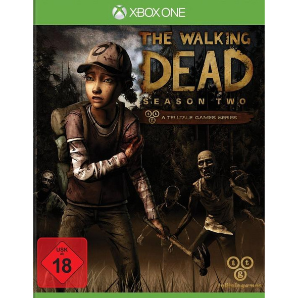 The Walking Dead: Season 2 by Telltale