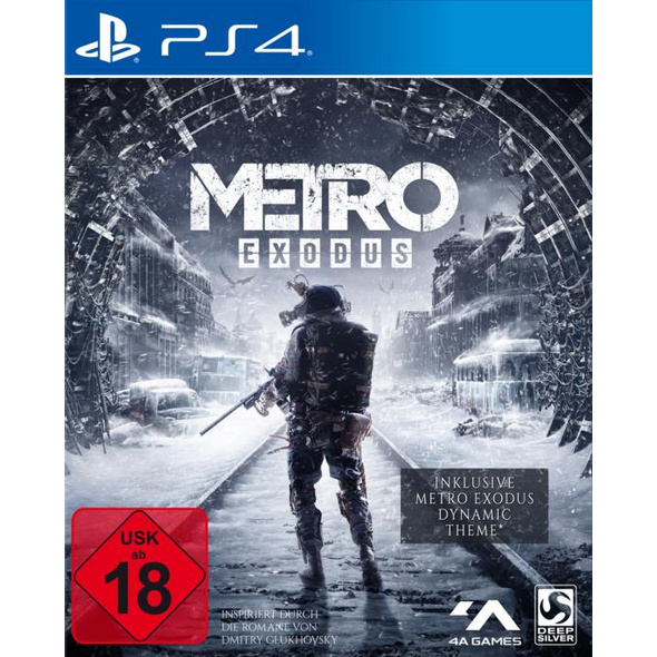 Metro Exodus (Day-One-Edition)