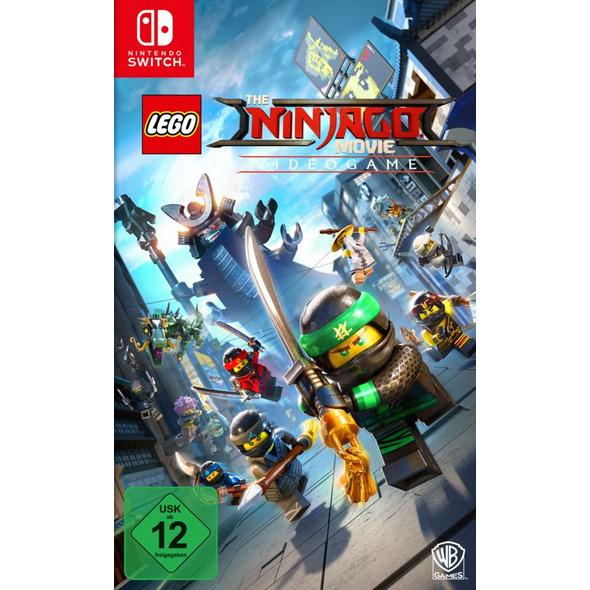 The LEGO NINJAGO Movie Videogame