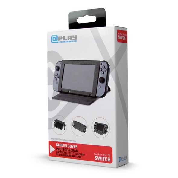 @play Nintendo Switch Screen Cover & Stand