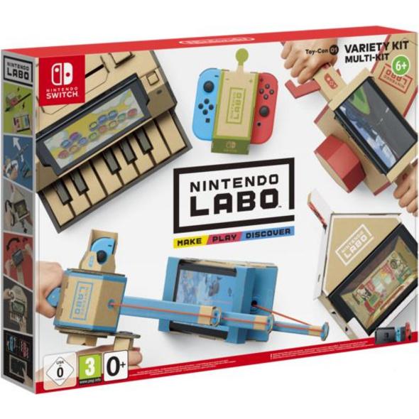 Nintendo Labo Multi-Set (Toy-Con 01)