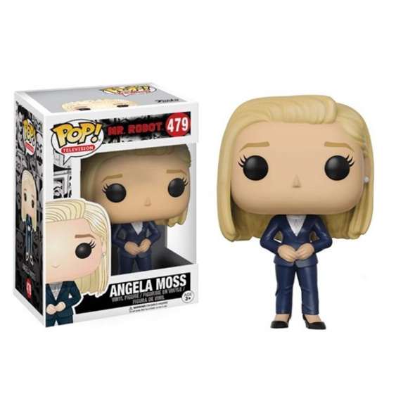 Mr Robot - POP!-Vinyl Figur Angela Moss