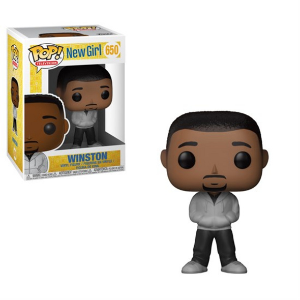 New Girl - POP!-Vinyl Figur Winston