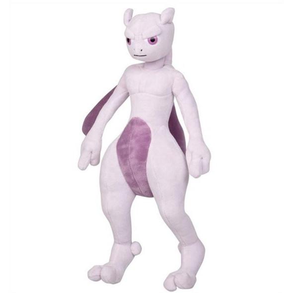 Pokémon - Plüschfigur Mewtwo