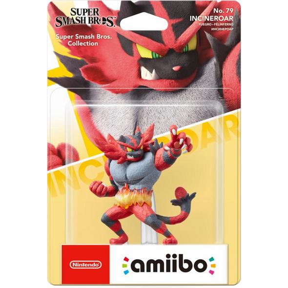 amiibo Figur Super Smash Bros. Fuegro