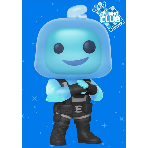Fortnite - POP!-Vinyl Figur Rippley (Funko Club exklusiv!)