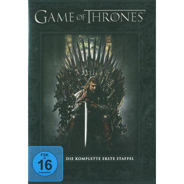 Game of Thrones - Die komplette 1. Staffel