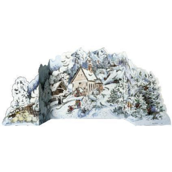 Adventskalender 'Winterwald'