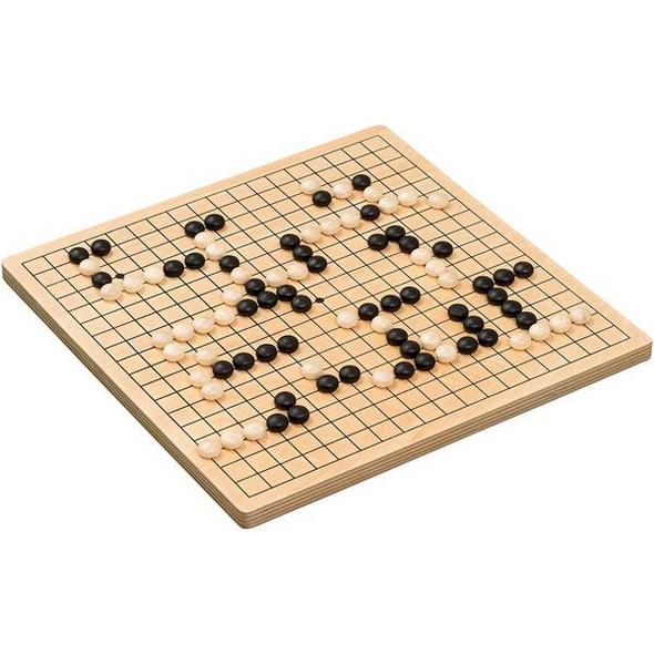 Philos 3293 - Go & Go Bang, Brettspiel