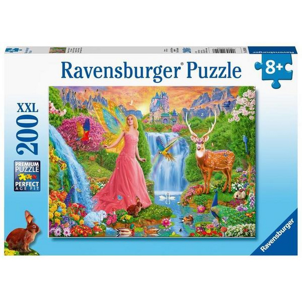 Ravensburger 12602 - Magischer Feenzauber, Puzzle, Kinderpuzzle,XXL