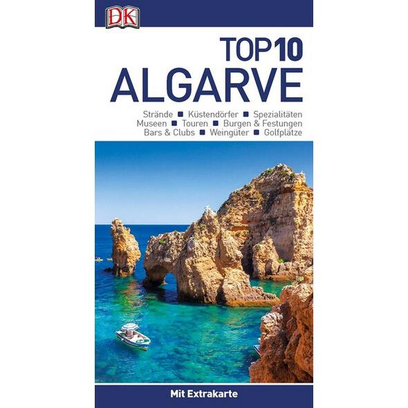 Top 10 Reiseführer Algarve