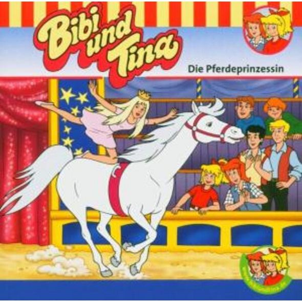Die Pferdeprinzessin / Bibi & Tina Bd.49