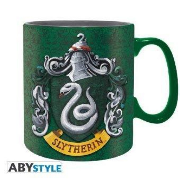 ABYstyle - Harry Potter - Slytherin 460 ml Tasse
