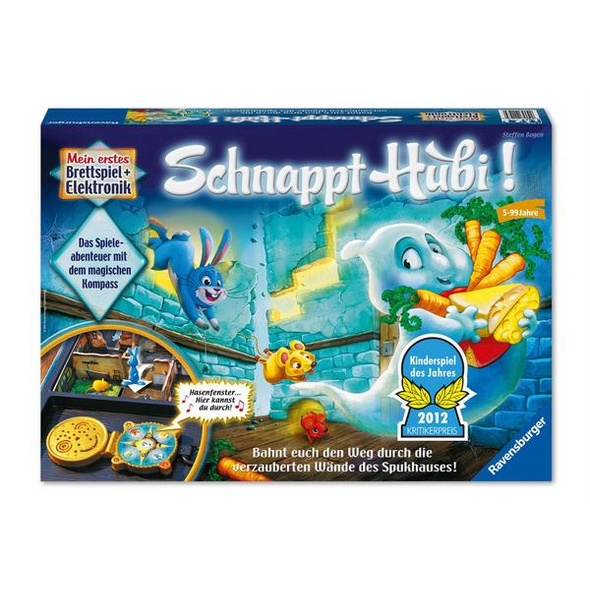 Schnappt Hubi! - Kinderspiel des Jahres 2012