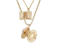 Layering Kette - Romantic Amulet