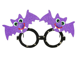 Brille - Purple Bats