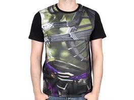 Marvel Hulk - T-Shirt Costume (Größe L)