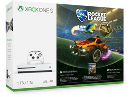 Xbox One S Konsole 1TB weiß inkl. Rocket League