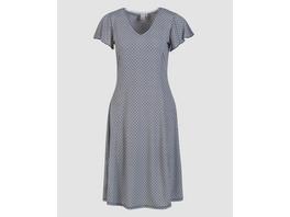 Kleid mit Minimaldruck