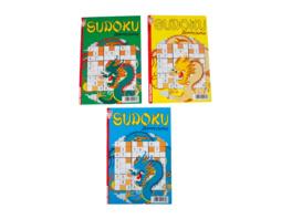 Sudokurätselheft